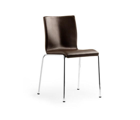 CHAIRIK 101 by Engelbrechts | Visitors chairs / Side chairs