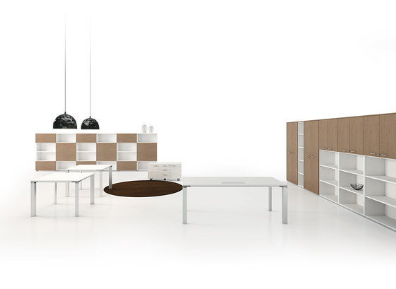 DV901-Vertigo 08 by DVO | Individual desks