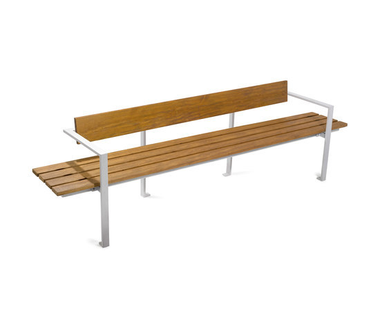 Beta by Vilagrasa | Exterior benches