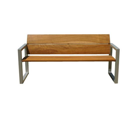 Lyra-01/02 by Vilagrasa | Exterior benches