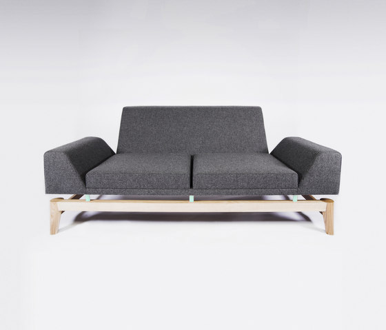 Flight Two Seat by RVW Production | Sofas