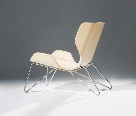 Mollis – Easy Chair di RVW Production | Poltrone