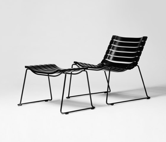 Proetida – Easy Chair & Stool by RVW Production | Armchairs