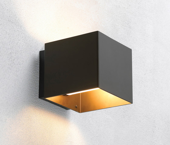 Welcome Bronze by Embacco Lighting | Outdoor wall lights
