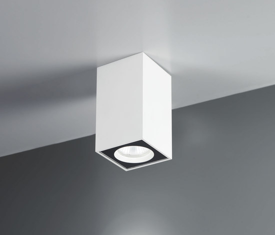 Cu-Bic Ceiling light by LUCENTE | Ceiling lights