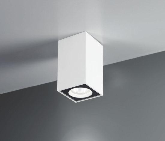 Cu-Bic Lampade a soffitto di LUCENTE | Illuminazione generale