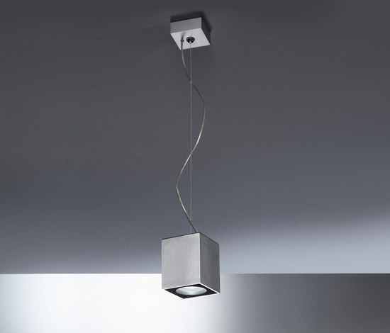 Cu-Bic Pendant light by LUCENTE | Suspended lights