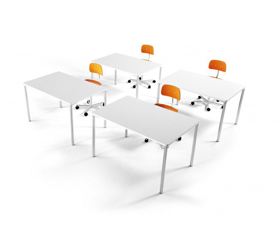 APPETIT by Engelbrechts | Individual seminar tables