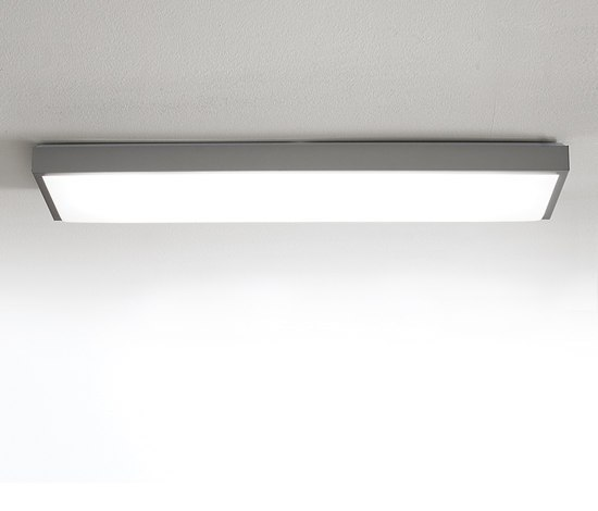 Flat-R Ceiling light by LUCENTE | General lighting