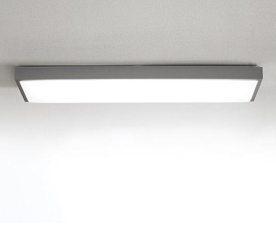 Flat-R Deckenleuchte von LUCENTE | Allgemeinbeleuchtung