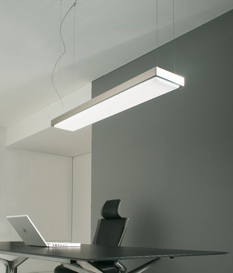 Flat-R Pendant light by LUCENTE | General lighting