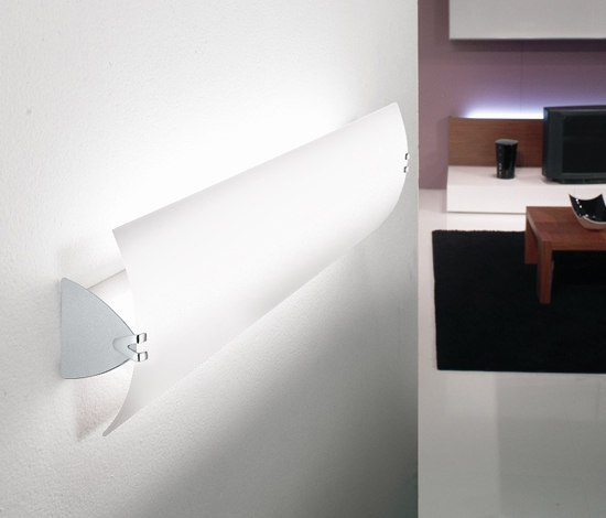 Fly Wall light by LUCENTE | Wall lights