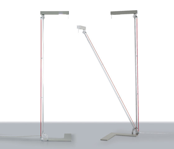 Max floor lamp by LUCENTE | Reading lights