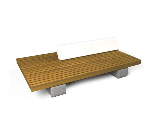 Vela 03 by Vilagrasa | Exterior benches