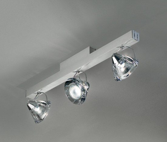 Wedge Ceiling light by LUCENTE | Ceiling lights