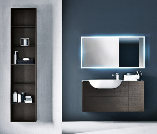 Light by Falper | Wall mirrors