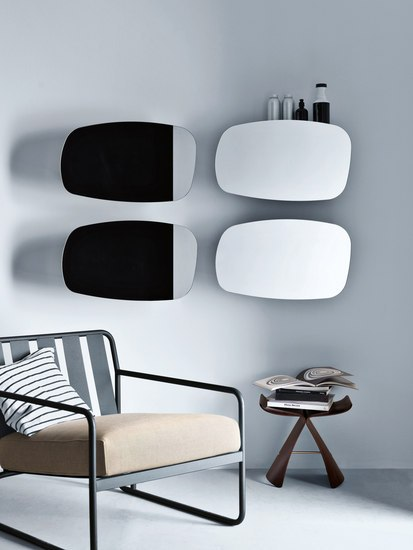 Menhir by Falper | Mirror cabinets