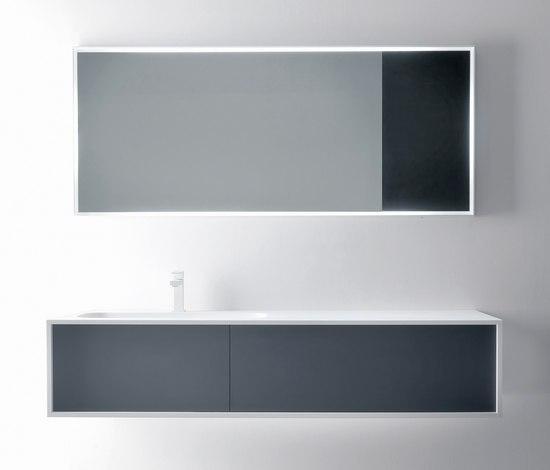 Shape by Falper | Vanity units