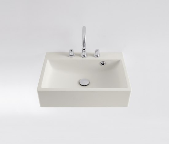 Block - CER720M by Agape | Wash basins