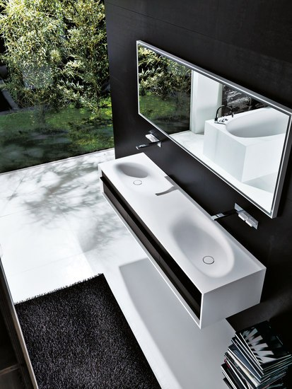 Shape by Falper | Wash basins