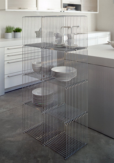 Panton Wire by Montana Møbler | Shelves