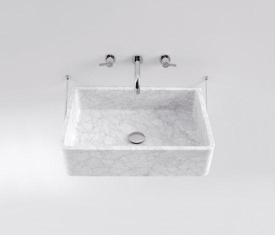 Carrara - CER730S de Agape | Lavabos