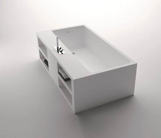 Cartesio - VAS981 by Agape | Free-standing baths