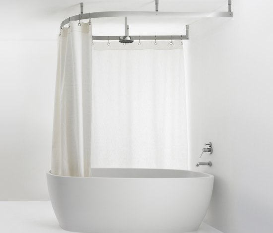 Cooper di agape prodotto for Bastone reggitenda per doccia