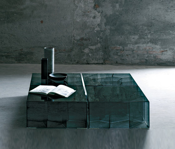Alice by Glas Italia | Lounge tables