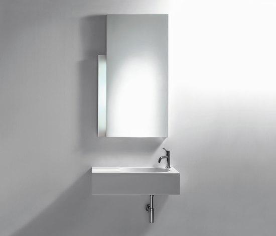 Flat 100 - CER796 by Agape | Wash basins
