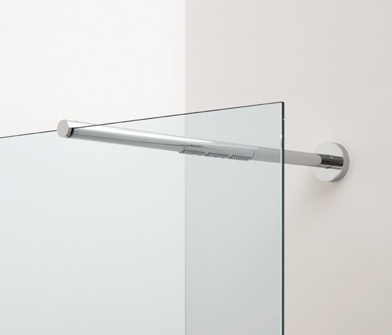 Flat D by Agape   Shower controls