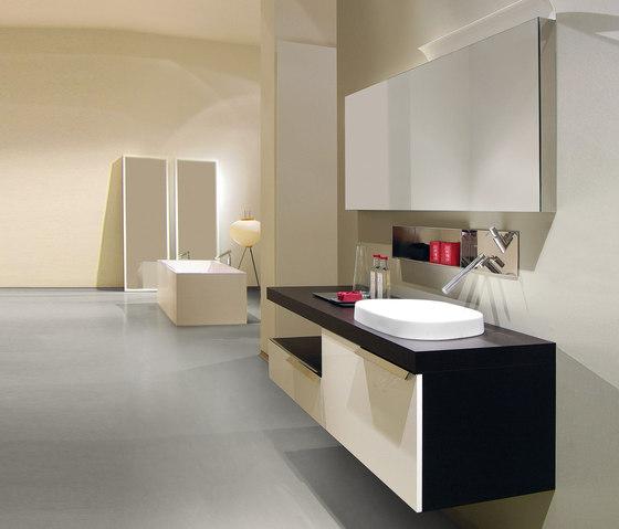 Flat XL de Agape | Lavabos mueble