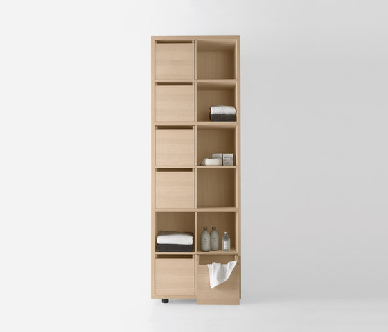 Konte - MOB045V by Agape | Wall cabinets