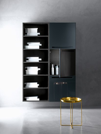 Via Veneto by Falper | Wall cabinets