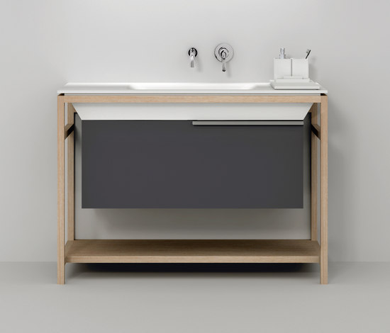 Ottocento XL by Agape | Vanity units
