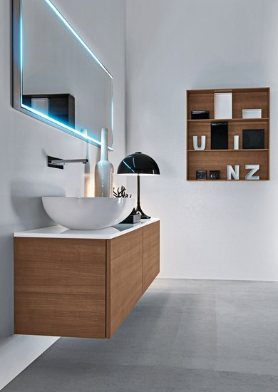 Via Veneto by Falper | Bath shelving
