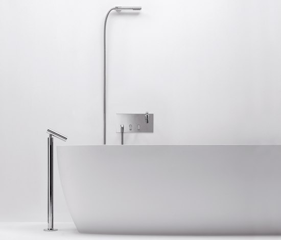 Square - RUB936NL by Agape | Bath taps