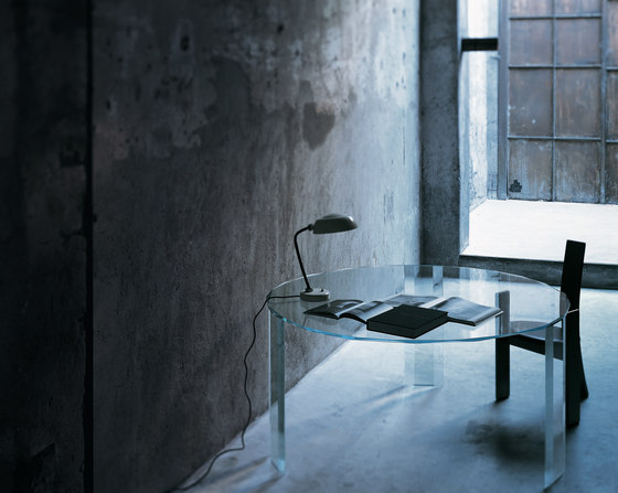 Kooh-I-Noor table by Glas Italia | Dining tables