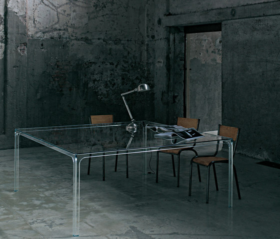 Oscar by Glas Italia | Meeting room tables