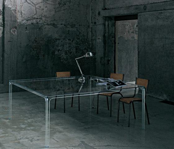 Oscar di glas italia prodotto for Glass tavoli cristallo