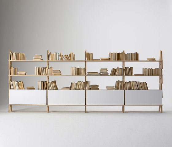 Cavalletto by Agapecasa | Shelving systems