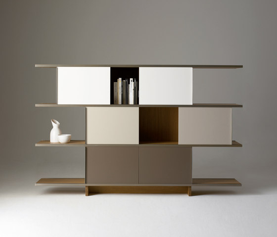 Multiuse by Agapecasa | Shelving systems