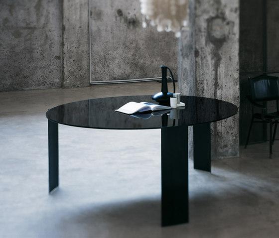 Vertigo by Glas Italia | Dining tables