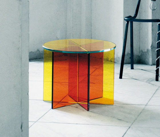 XXX by Glas Italia | Side tables