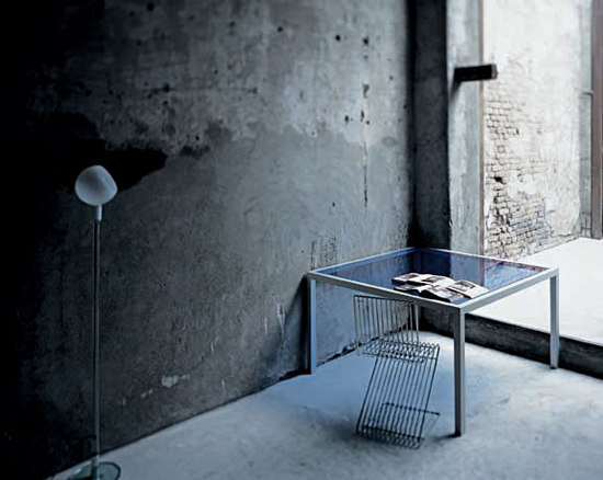 Go on Evolution 45 by Glas Italia | Dining tables