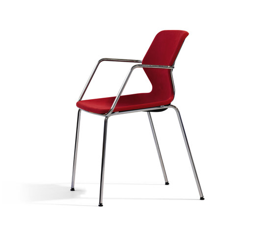 Boo O48A by Blå Station | Visitors chairs / Side chairs