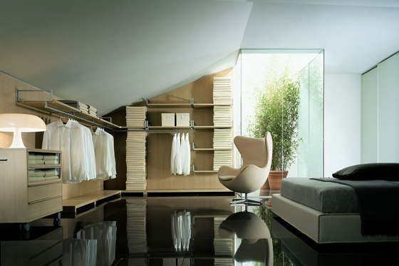 Cabina Armadio by LEMA | Built-in cupboards