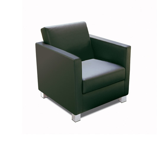 Artemis Armchair by GRASSOLER | Lounge chairs