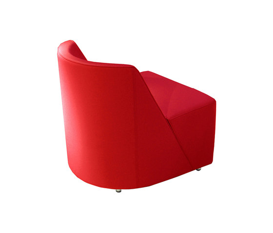 Berna Armchair by GRASSOLER | Lounge chairs
