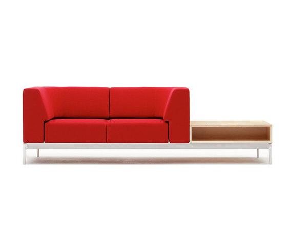 Euphoria XXI Sofa by GRASSOLER | Lounge sofas